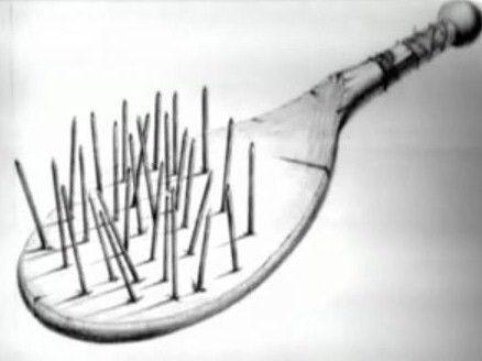 serial killer and cannibal albert fish s personal paddle of pain