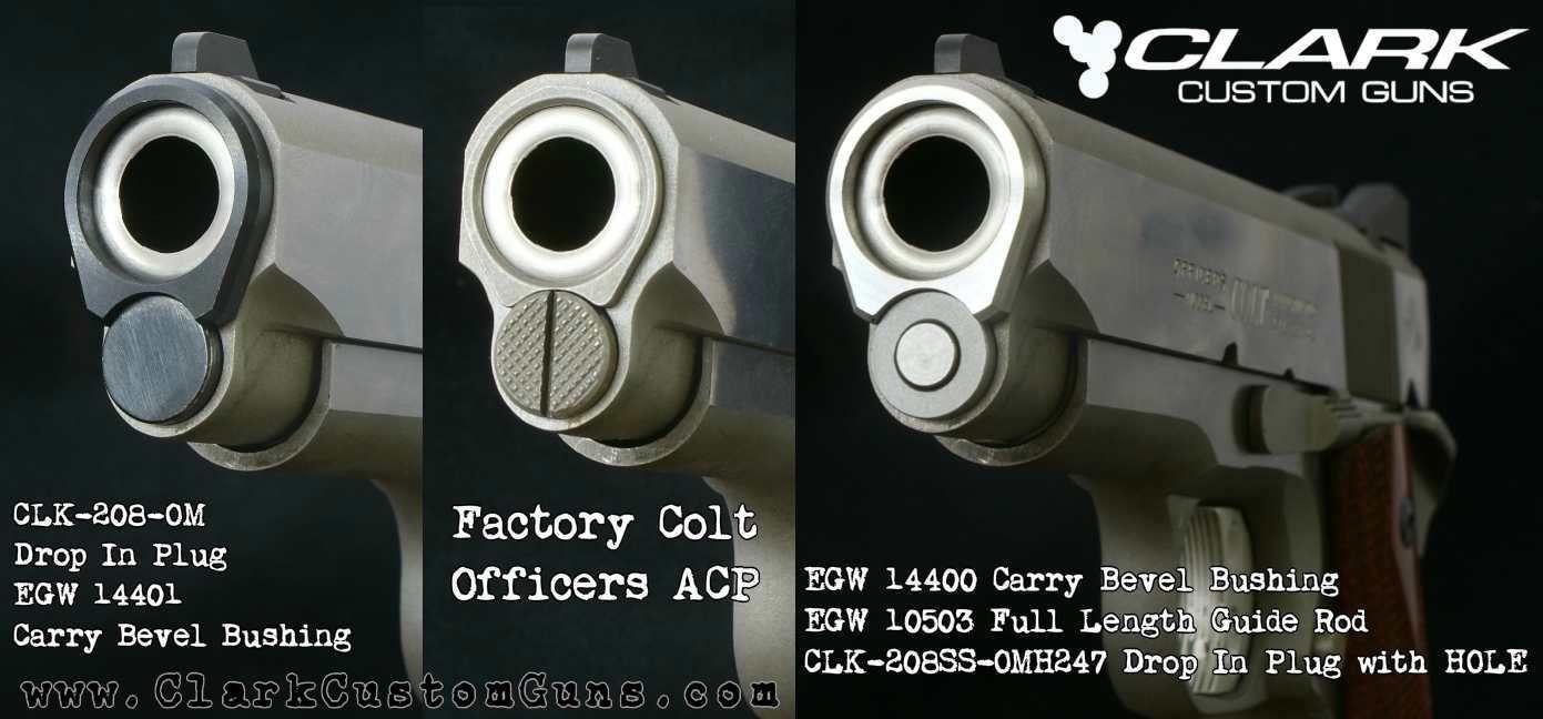 Wilson Combat Full Length Guide Rods - 10-32 Supply