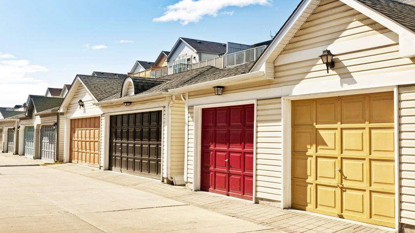 Why Is My Garage Door Opening By Itself Garage Door Maintenance Garage Doors Garage Door Installation