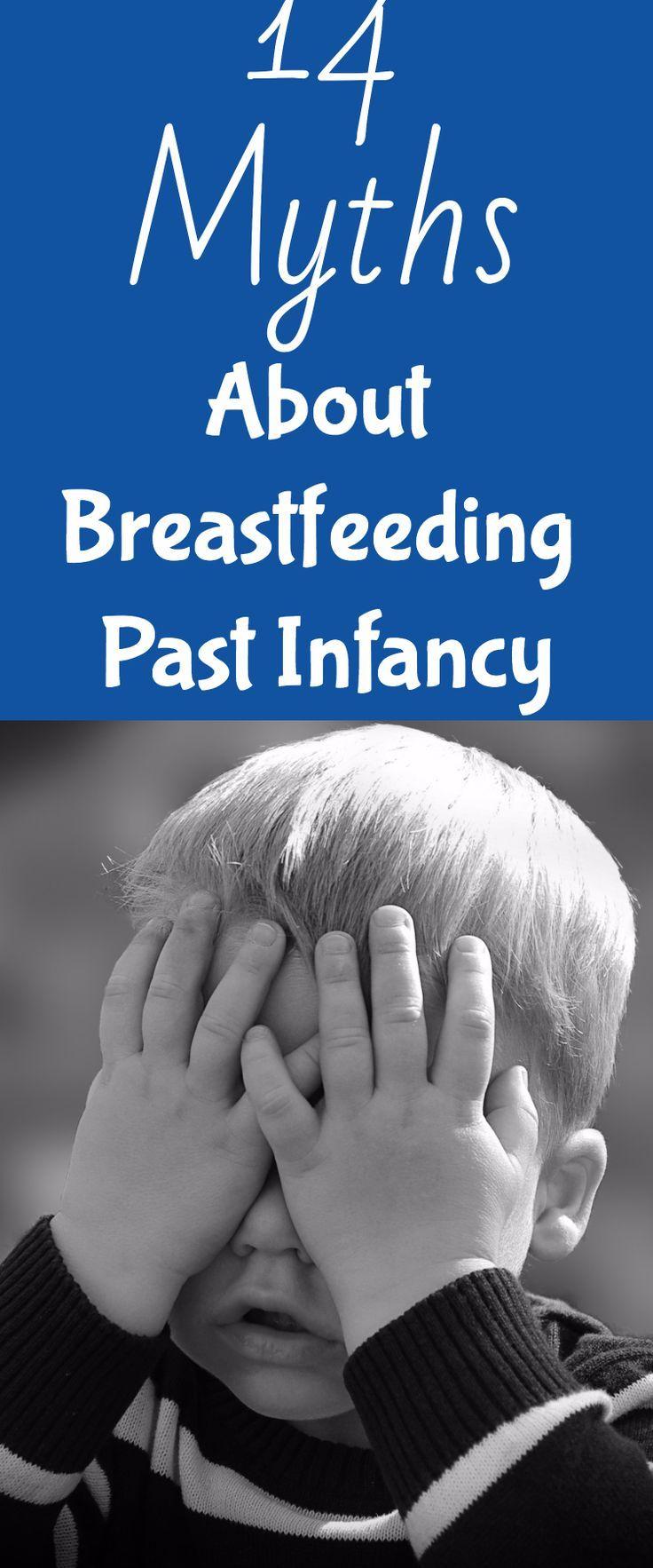Top 10 Breastfeeding Myths