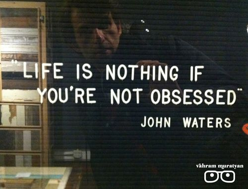 'Life is nothing…'