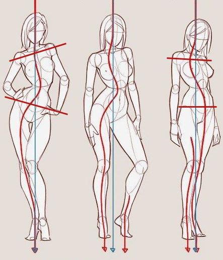Рисунки карандашом для срисовки девушки: легкие в стиле swag, арт, аниме, грустные