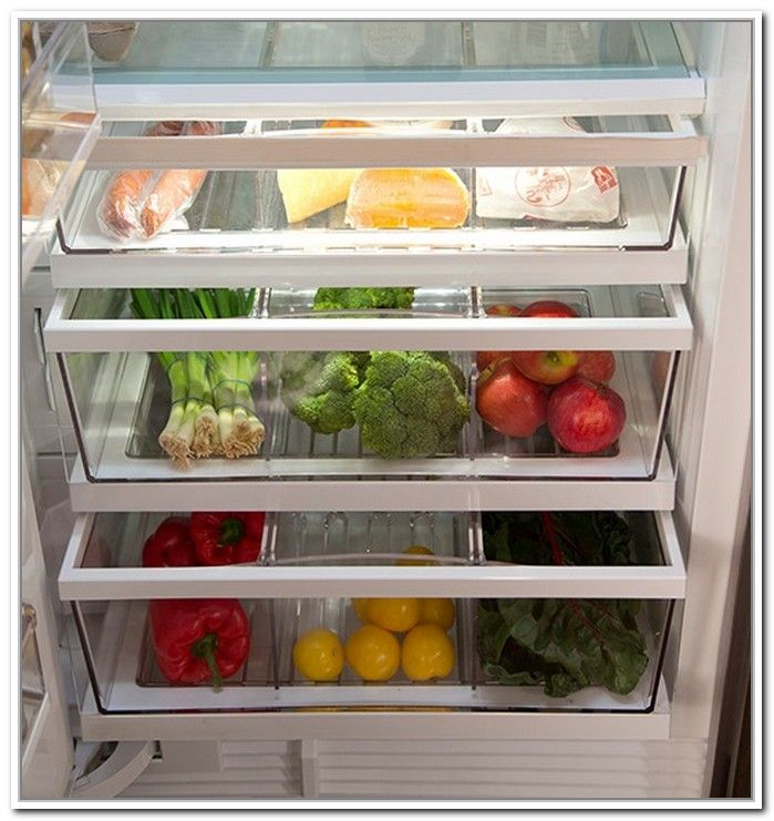 Vegetable Storage Containers Refrigerator