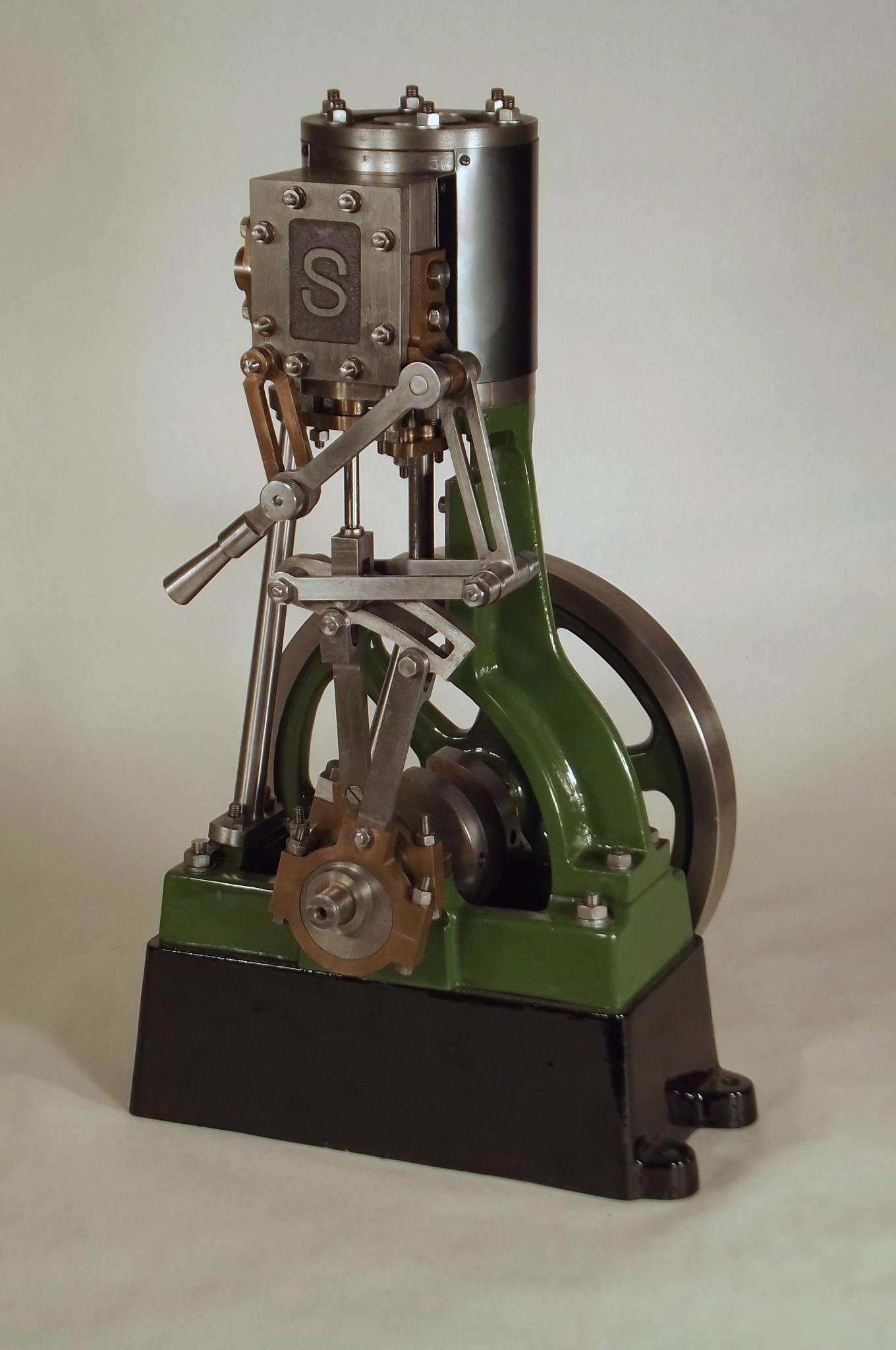 stuart turner steam model engine   engines   Pinterest   Engine ...
