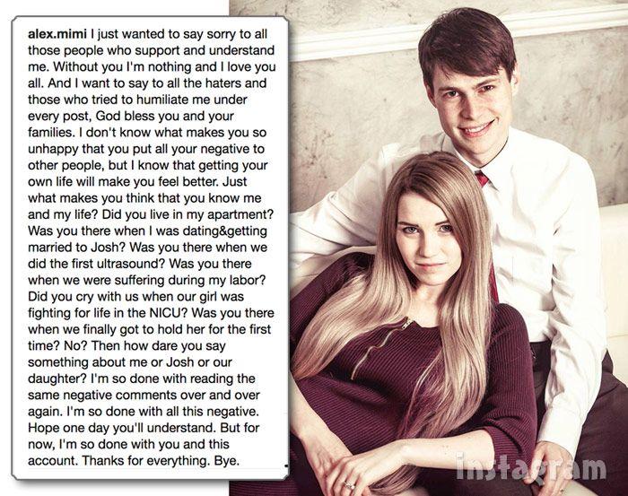 90 Day Fiance Aleksandra Quits Social Media After Paternity