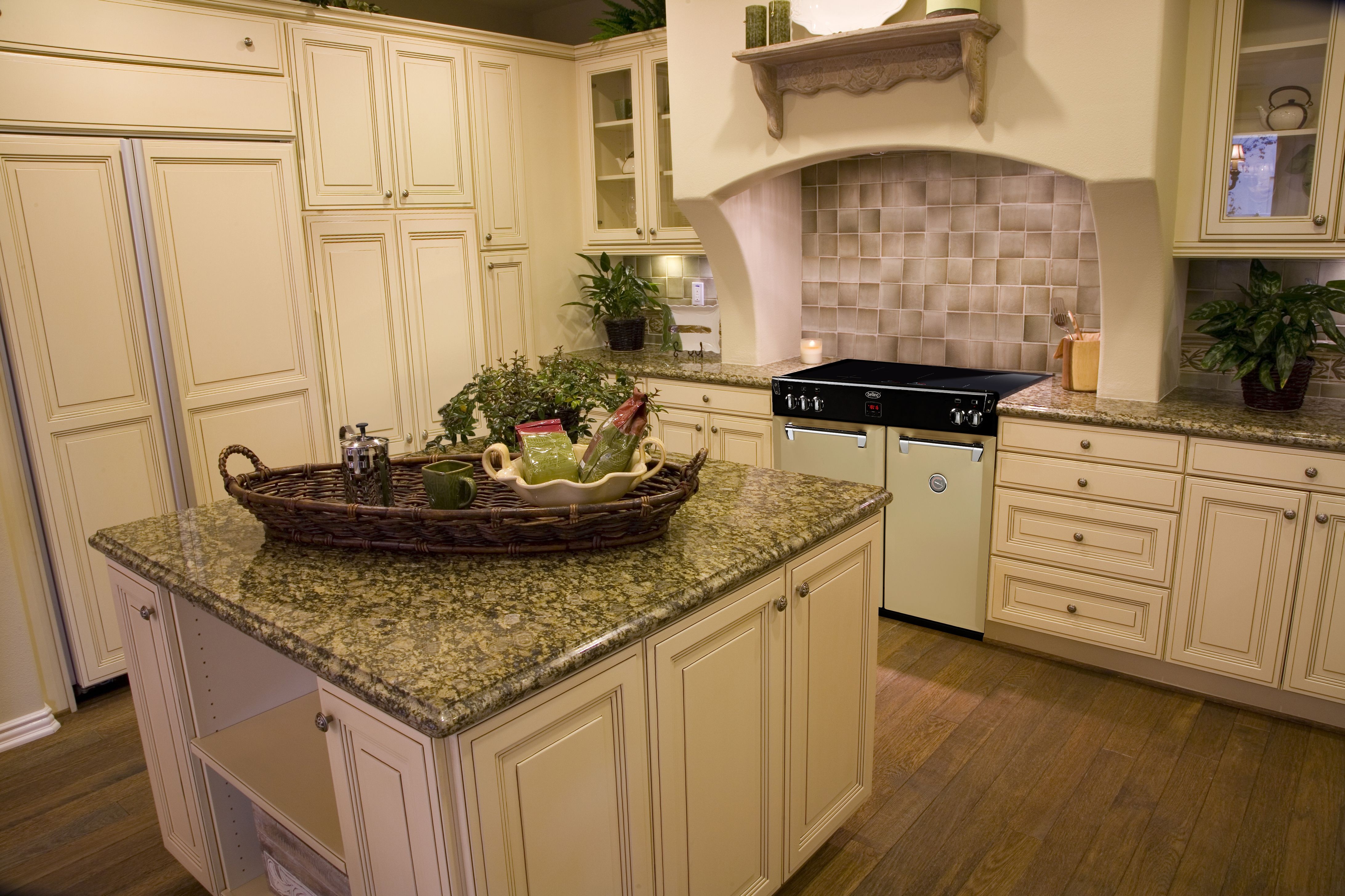 Cream colored kitchen appliances to feature at the heart ...