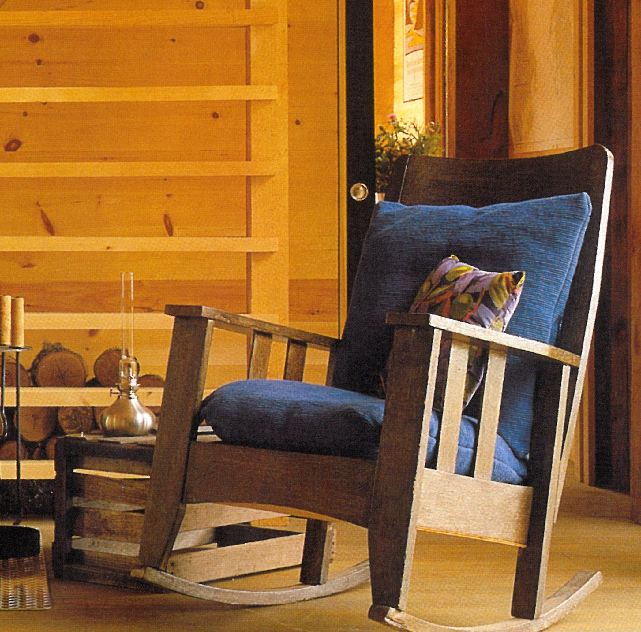 Sedia a dondolo sedie chair pinterest dondolo sedie - Costruire sedia a dondolo ...
