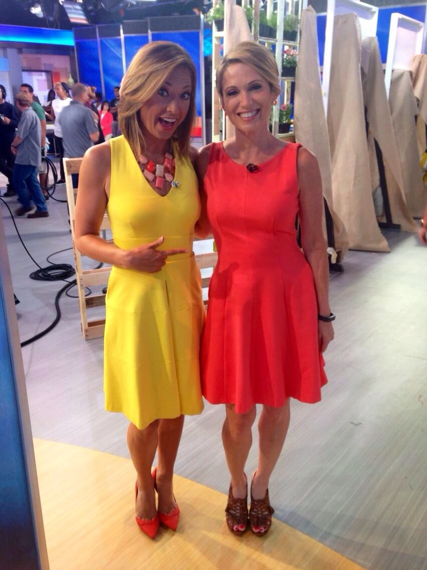 Ginger zee wedding dress  I bought this dress at bananarepublic and the shoes are Alexander