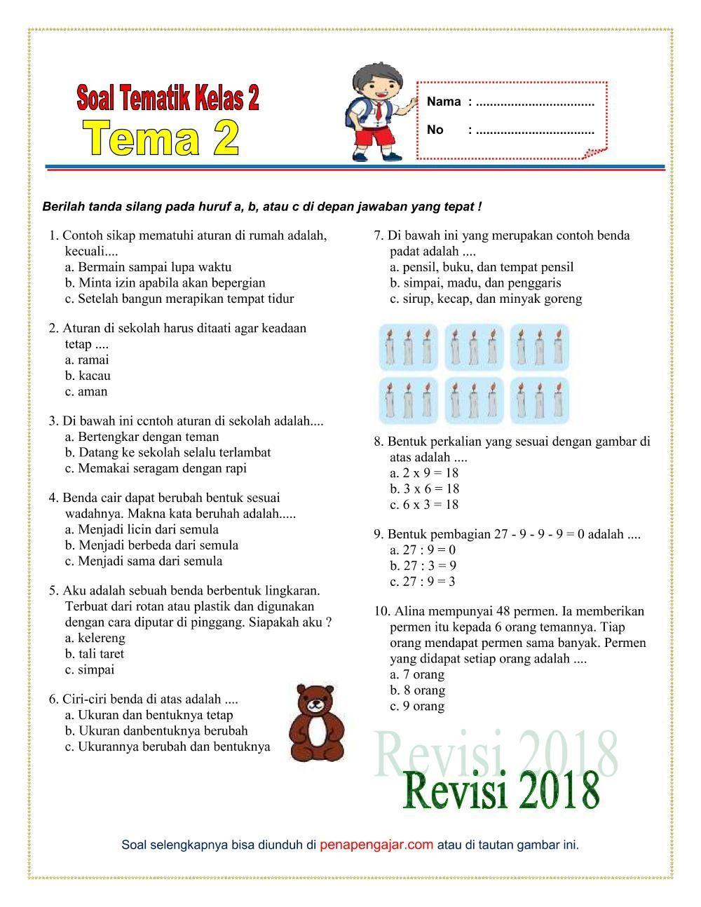 Soal Uts Matematika Kelas 9 Semester 2 2019 Di 2021 Kurikulum Matematika Kelas 5 Matematika