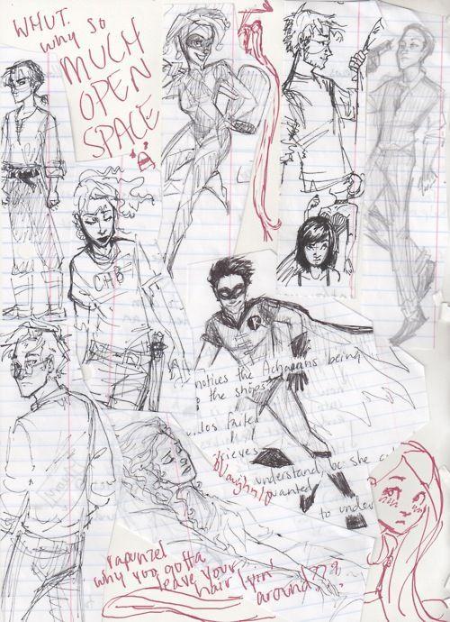 Burdge Doodles