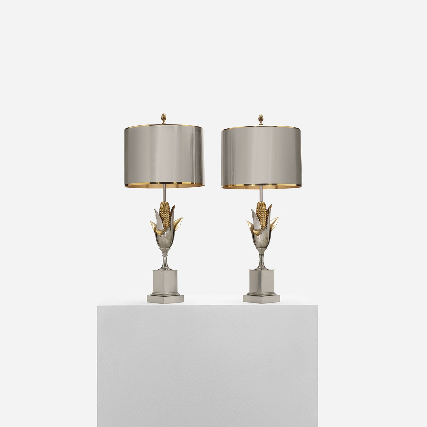Outstanding 259 Maison Charles Table Lamps Pair Living Home Interior And Landscaping Mentranervesignezvosmurscom