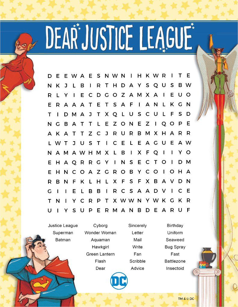 Dc Kids On Twitter Create Your Own Picture Lettering Superman Wonder Woman [ 1024 x 792 Pixel ]
