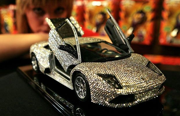 worth pin benz the diamond vehicle made is of car mercedes diamonds