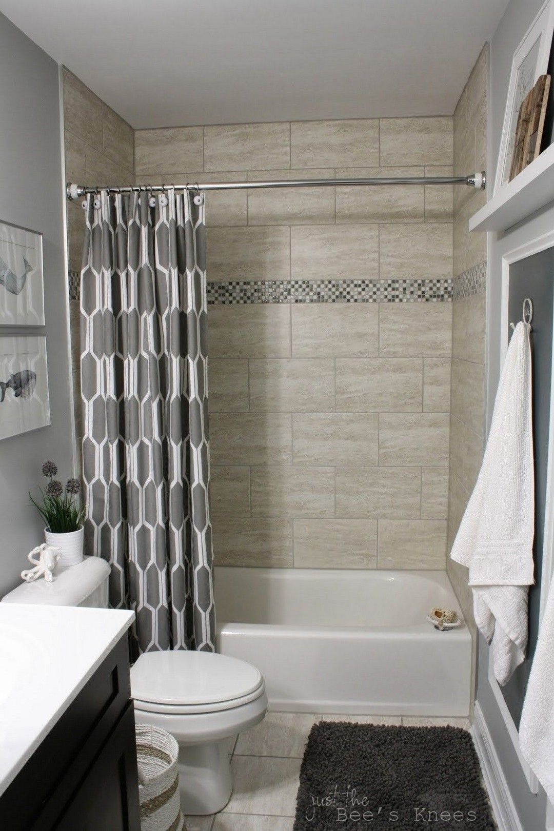 70 Mini Bathroom Remodel Ideas With Blending Functionality And