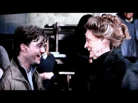 Harry Potter cast farewell. TEARS. THE TEARS.