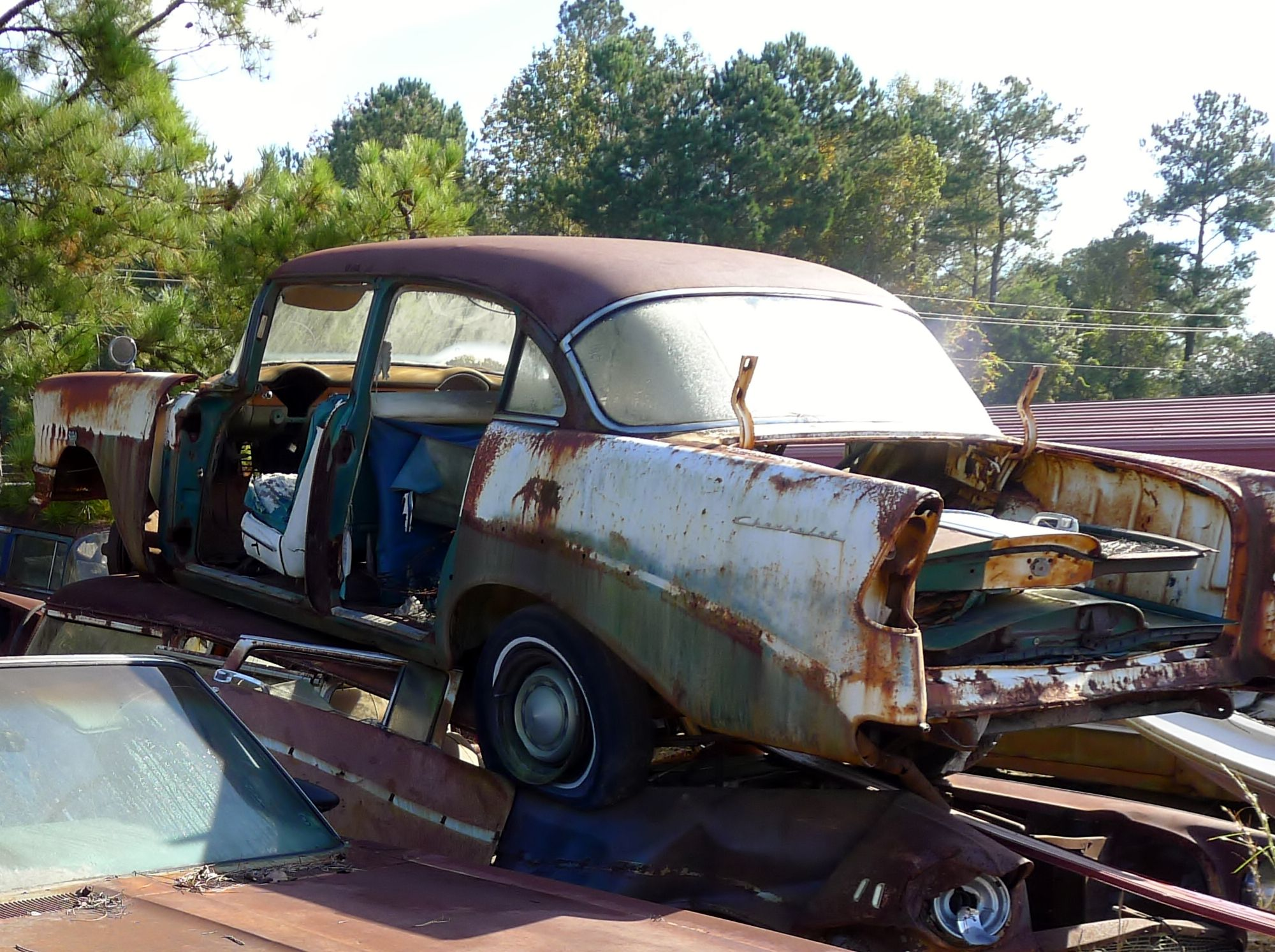 Pin by Tom Fitchette on Unrestored cars - 1960 and earlier (mostly ...