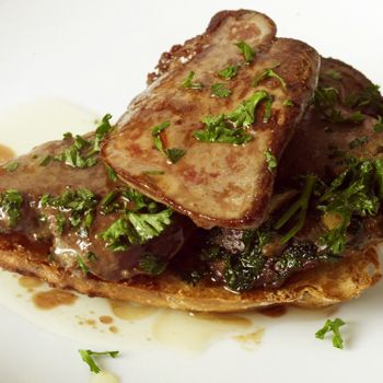 Chicken Livers in Sherry Recipe | Spanish Food World