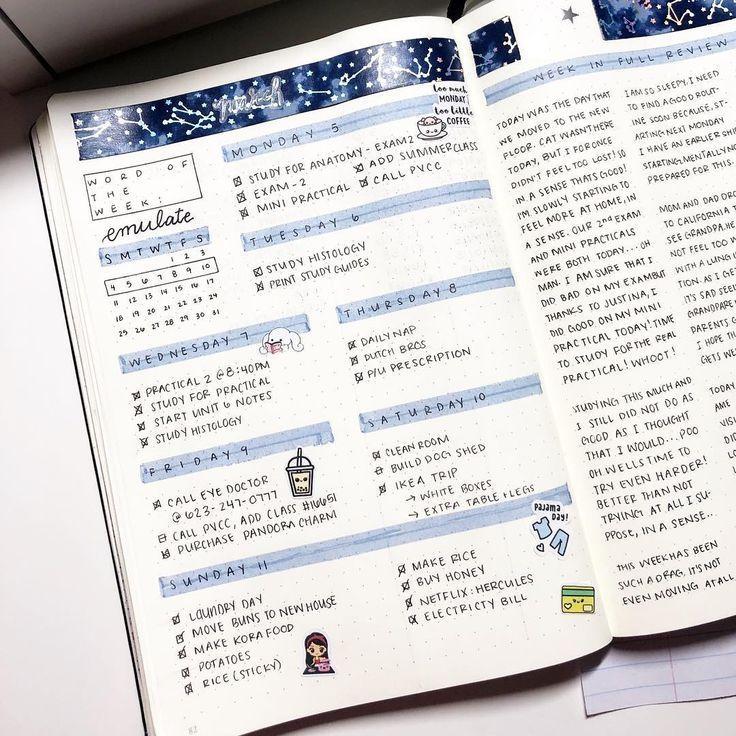 Pommiina Bullet Journal Aesthetic Bullet Journal Ideas Pages