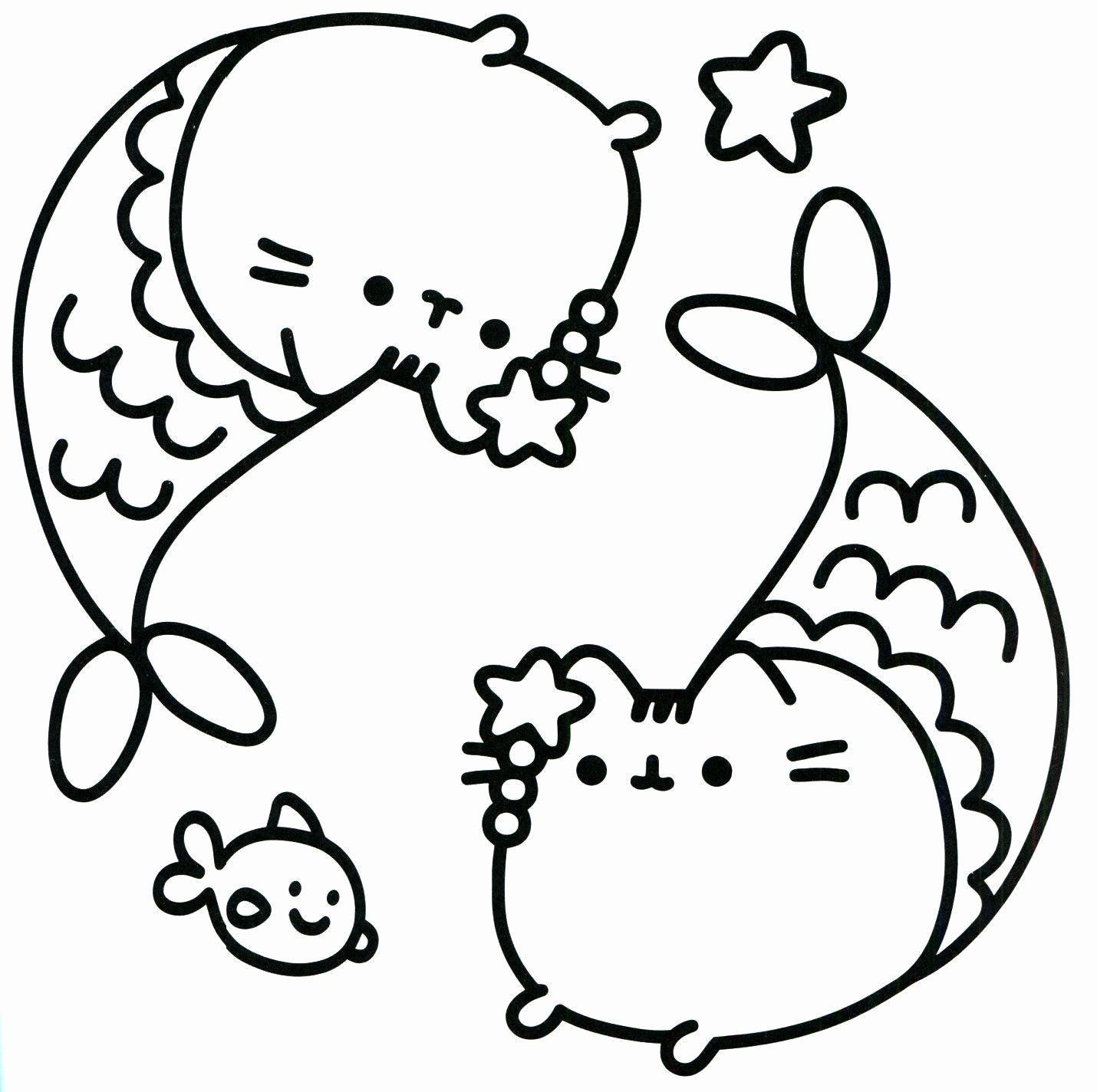 Cute Cat Coloring Pictures Lovely Pusheen Cat Coloring Pages Unicorn Coloring Pages Hello Kitty Colouring Pages Cat Coloring Book