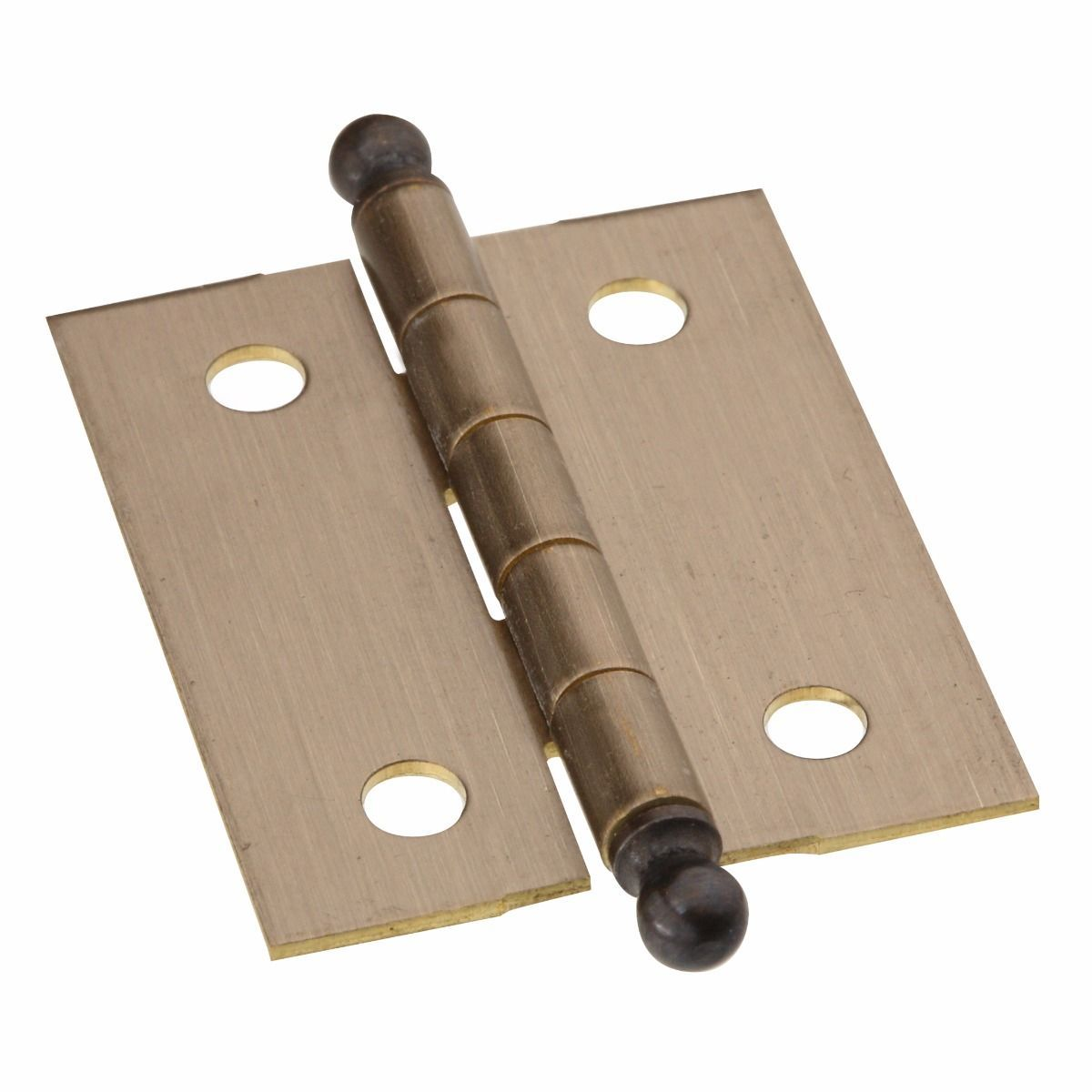 Thin Brass Ball Tipped Hinge Antique brass, Brass hinges