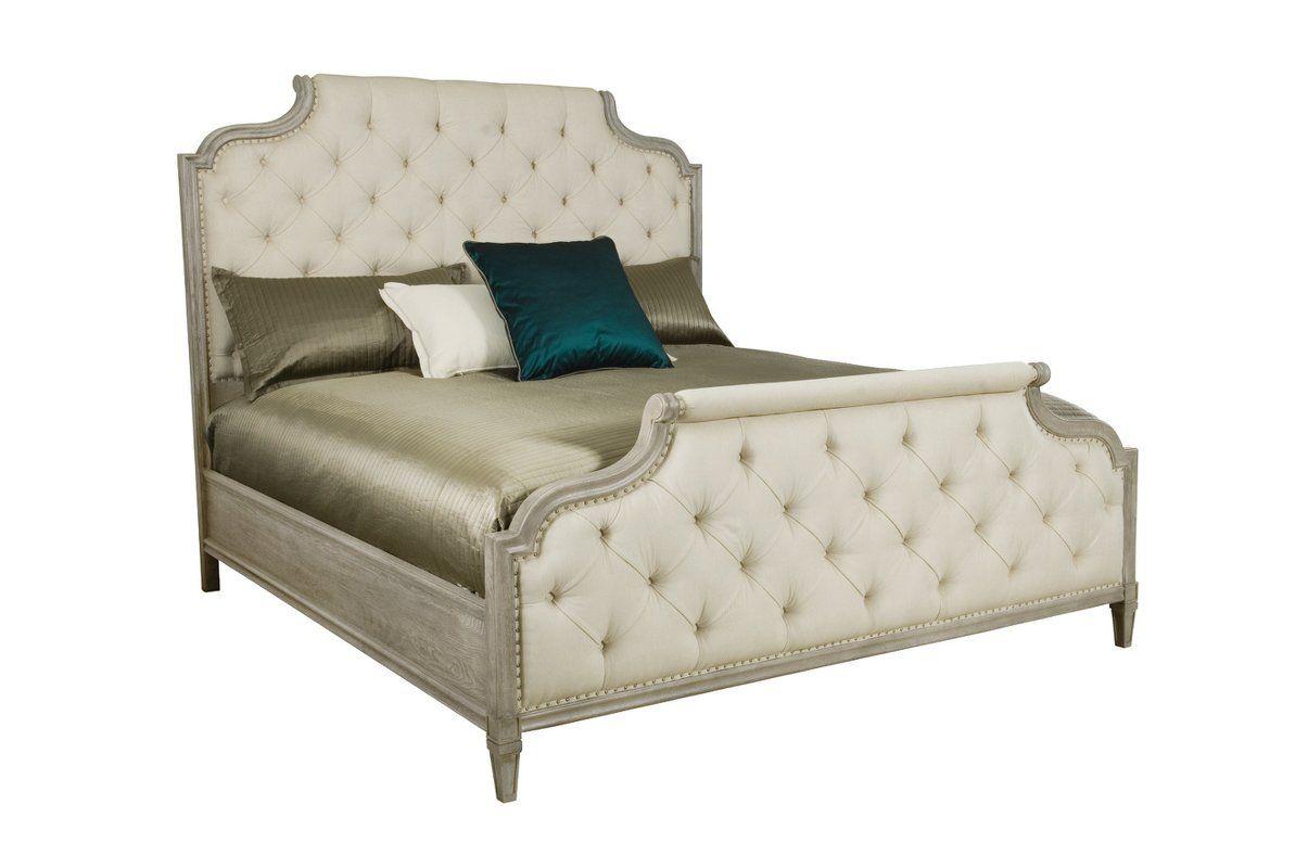 Fine Marquesa Upholstered Standard Bed In 2019 Bedroom Interior Design Ideas Clesiryabchikinfo