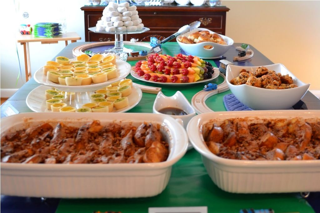 ideas for bridal shower brunch food%0A Make Easy Brunch Baby Shower On Yourself  http   www beeshower