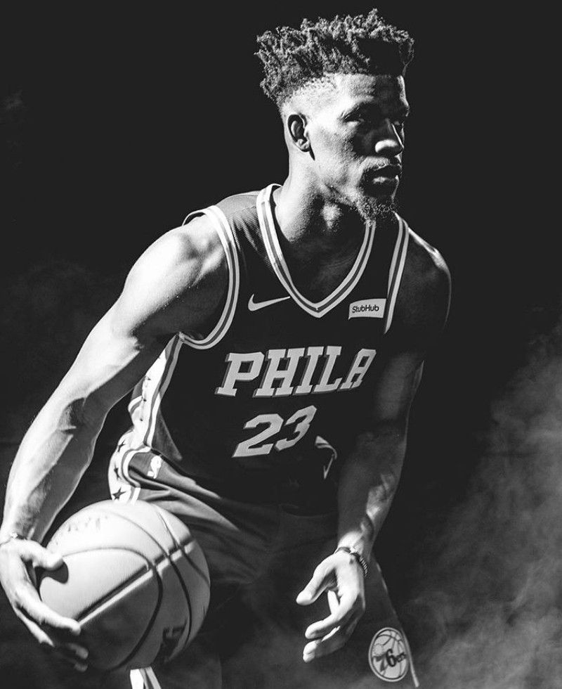 Jimmybutler Sixers 76ers Nba Philly Basketball Nba Teams Doncic Nba Nba Players