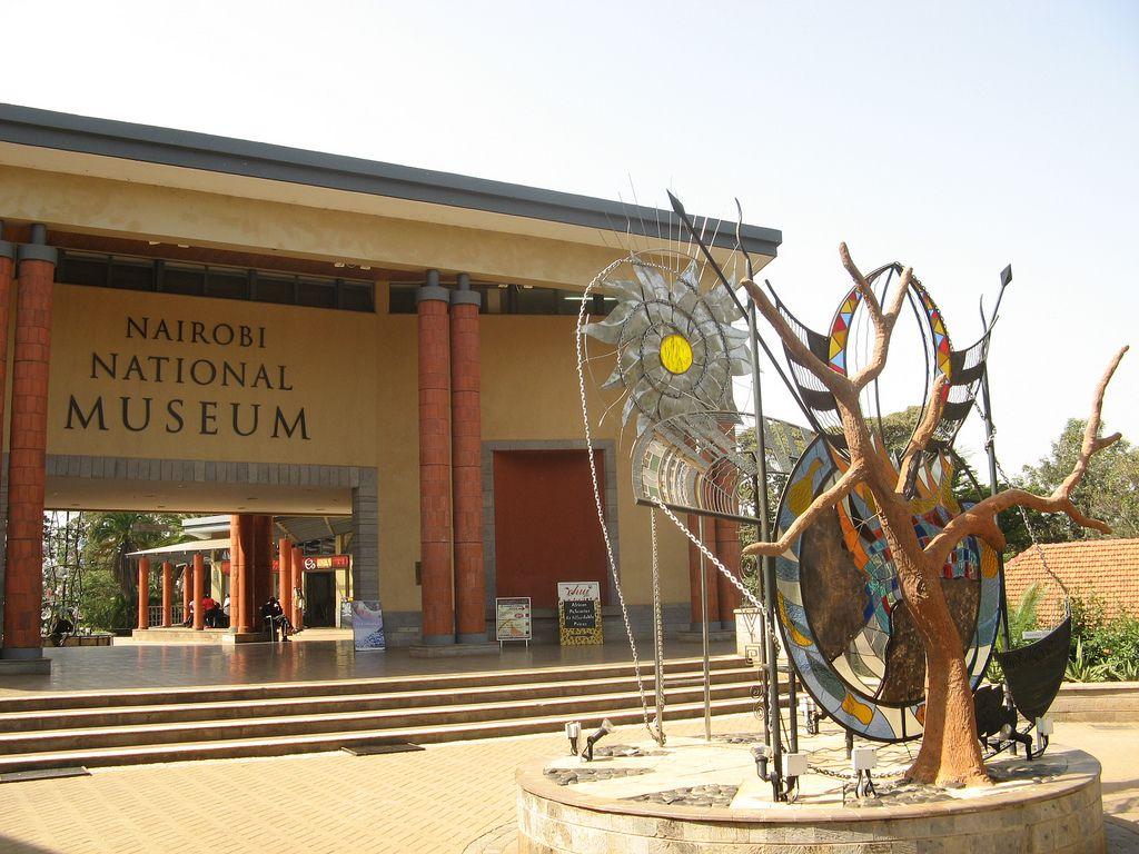 Nairobi National Museum, Nairobi, Kenya. (With images