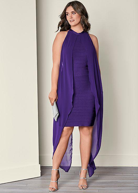 Slimming Dress In 2018 Plus Size Fashion Pinterest Dresses