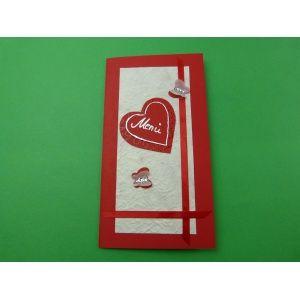 men karten hochzeit selber machen herrliche men karten in rot und tischkarten karten. Black Bedroom Furniture Sets. Home Design Ideas