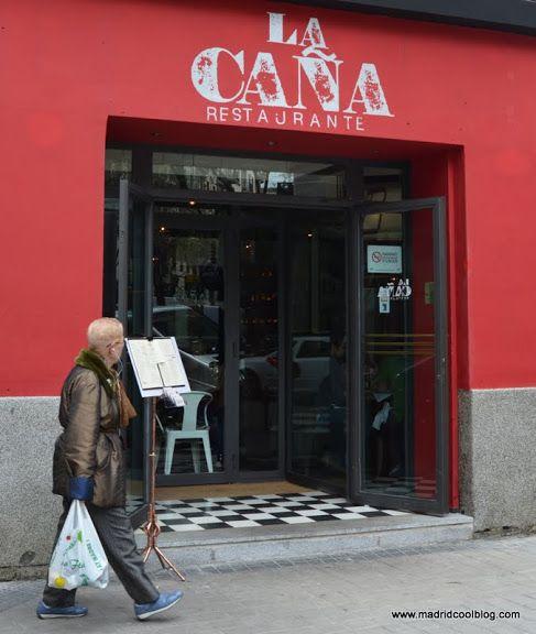 La Cana Nuevo Restaurante En Chamberi Del Grupo Andilana Restaurantes Canas Paseos Por Madrid