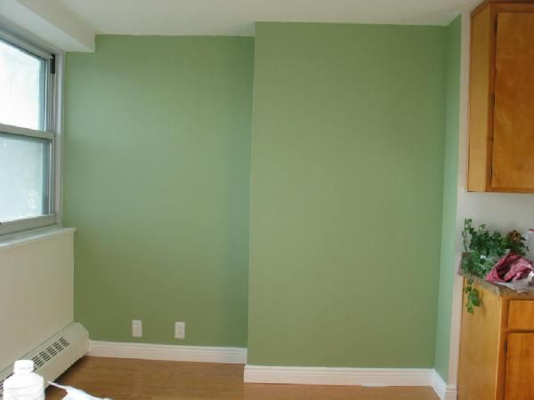 spring mixbehr - great soft green. maybe for our bedroom