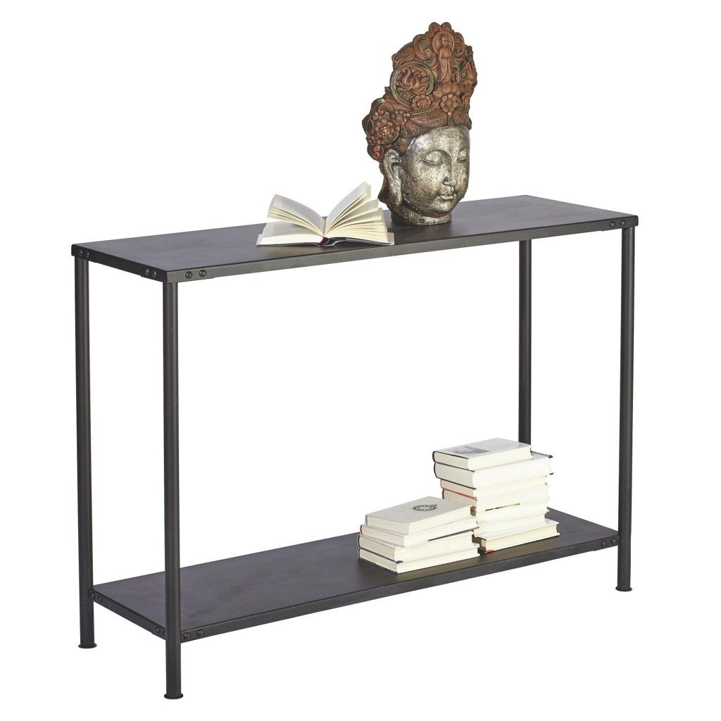 Ambia Möbel ambia home konsole 120 80 40 cm schwarz jetzt bestellen unter https