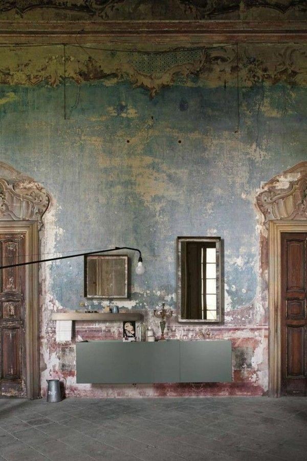 Modern Einrichten Kontraste Schaffen Moderne Einrichtung Antike Elemente