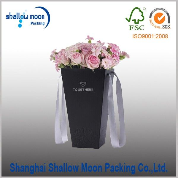 Wholesale Delivery Bouquet Gift Cardboard For Flower Packaging Box Buy Custom Flower Box Flower Packaging Bo Flower Packaging Gift Bouquet Flower Shop Design