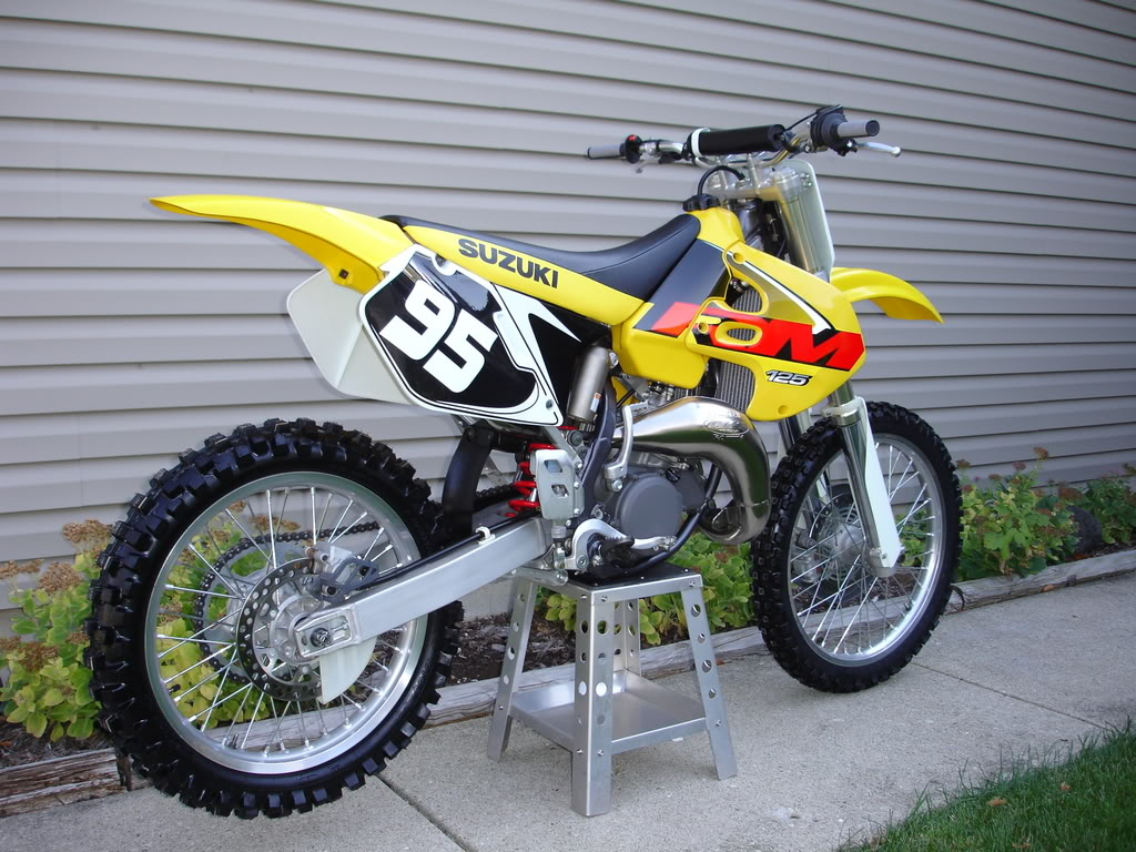 Suzuki Dirt Bikes For Sale Near Me