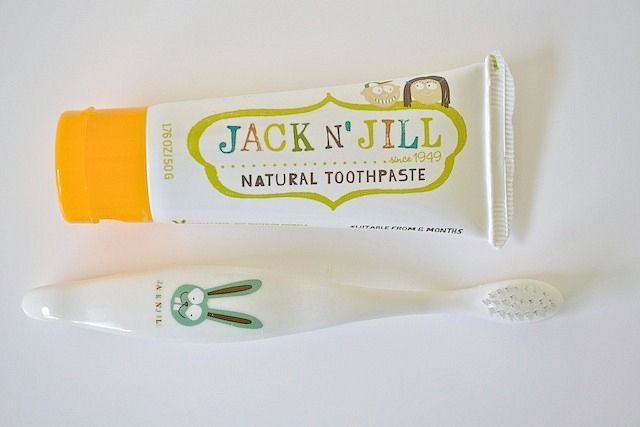 A Melbourne-made compostable toothbrush and natural toothpaste for kids.