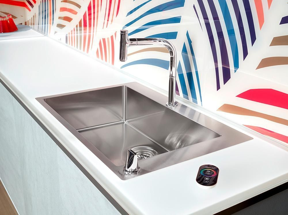 Kitchen Ideas Sinks Hansgrohe Kitchen Sink Taps Sink Timeless Kitchen