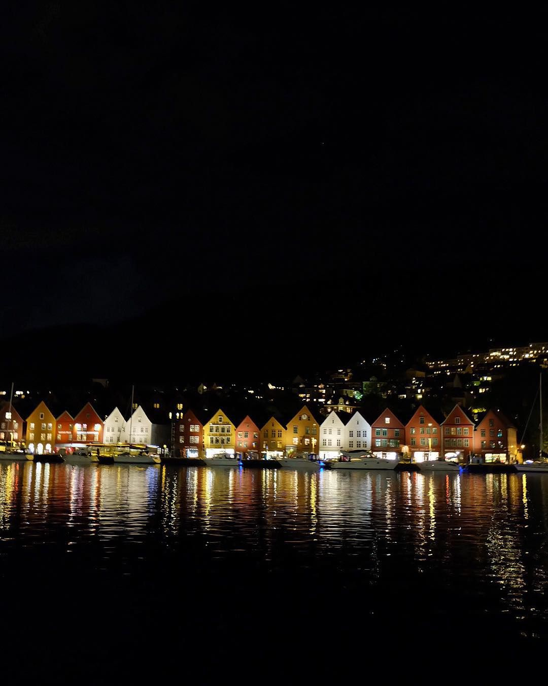 Bergen Norway's Second City and the Gateway to the Fjords. Photo by @warnerlee…