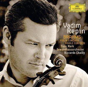 BRAHMS Violin Concerto  - Repin / Chailly - Deutsche Grammophon