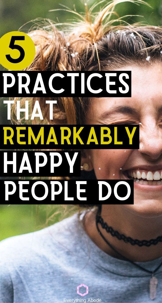 5 Practices That Remarkably Happy People Do Every Single Day. #Happiness #Love #Happy #Smile #Life #Motivation #Howtobehappy #Behappy #Laugh #Play #Bepositive #Joy