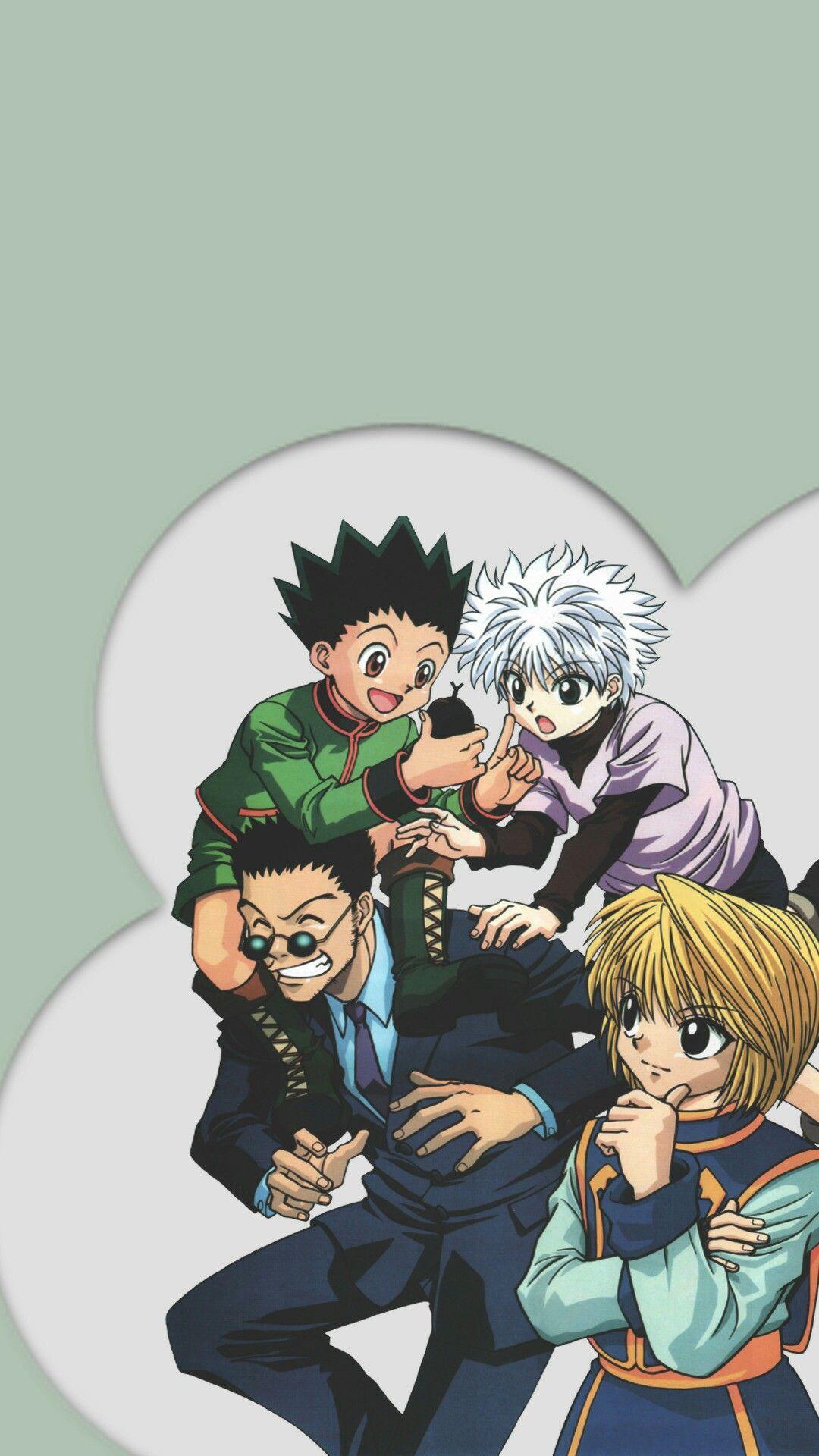 Pin By Shouto On Hunter Hunter Anime Anime Geek Art