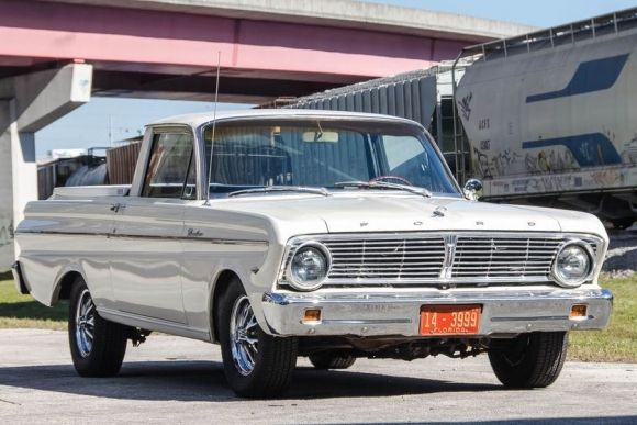 ford 1965 ford ranchero 289