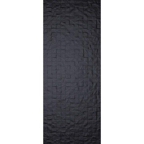 Faience Mur Noir Noir N 0 Decor Loft Cubi L 20 X L 50 2 Cm Carrelage Mural Faience Mur Noir