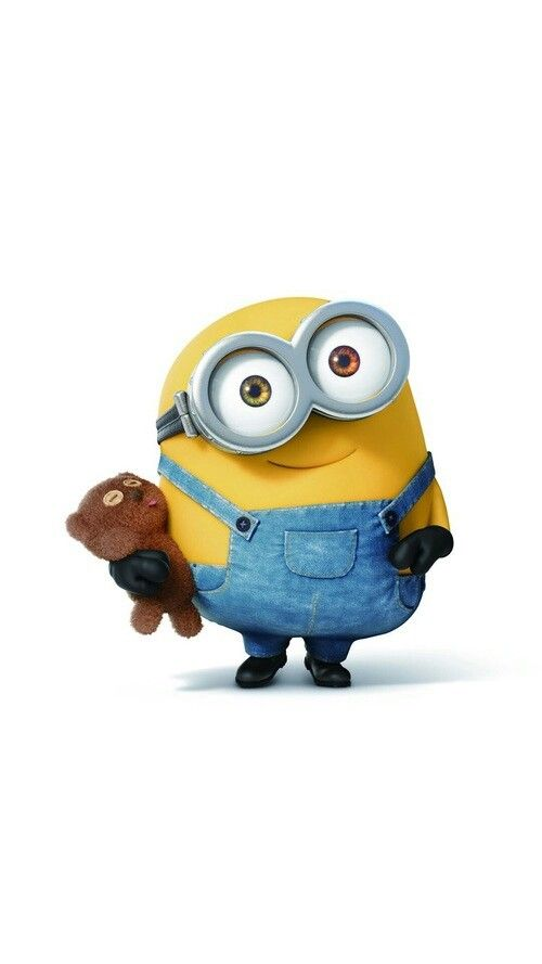 Cute Bob Minion Wallpaper Dengan Gambar Minion Banana Minion