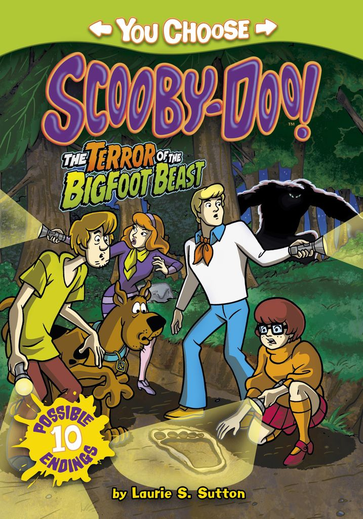 On a camping trip, Scooby-Doo and the Mystery Inc. gang encounter Bigfoot! Will the gang pack up or stay to investigate? Should they follow Bigfoot's trail or wait for help? Does Scooby get to chow down or go hungry? In this interactive story, YOU CHOOSE the path the gang should take. With your help, they'll solve this camp-out caper. A new series of You Choose Books featuring Scooby-Doo and his friends Fred, Velma, Daphne, and Shaggy! These mysteries feature fun, action-packed stories (and…