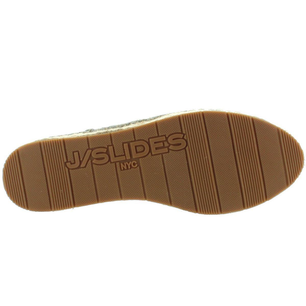 113483df07de2 JSlides Rileyy - White Leather Platform Espadrille Sneaker ...