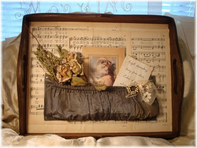 ~ The Feathered Nest ~: Confessions of a distracted artist ~