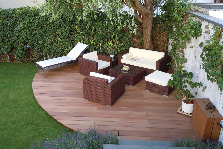 Traumgarten Trendige Belage Fur Ihren Balkon Oder Terrasse Mit Bildern Terrassenbelag Holzboden Terrasse Bodenbelag Terrasse