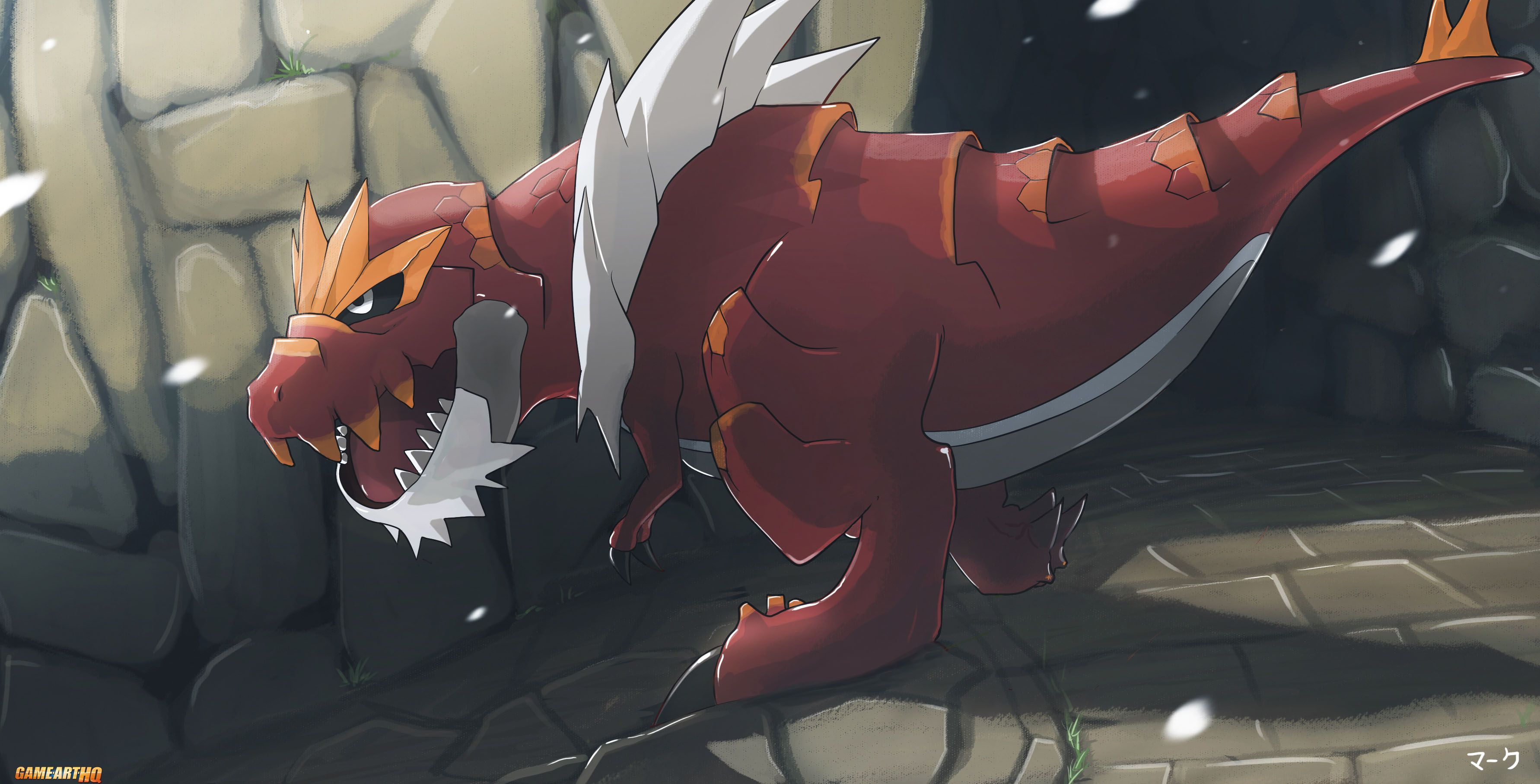 The King Is Back In Pokemon X Y And He Has A Name Tyrantrum Pokemon Tyrantrum Pokemon Pokemon Teams